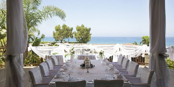 capo bay wedding terrace