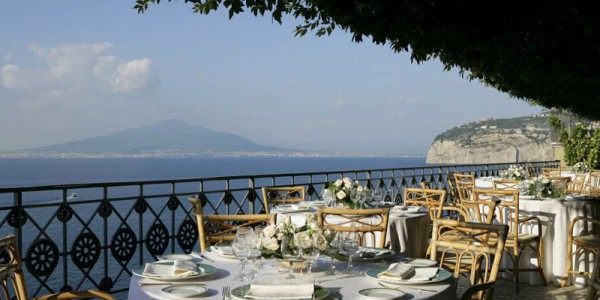 Grand Hotel La Favorita Wedding