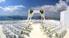 Santo Winery Dreamy Santorini Weddings