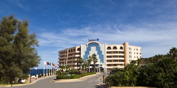 Radisson Blu St Julians