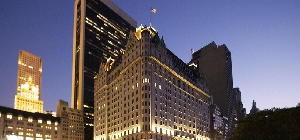 Plaza Hotel in New York