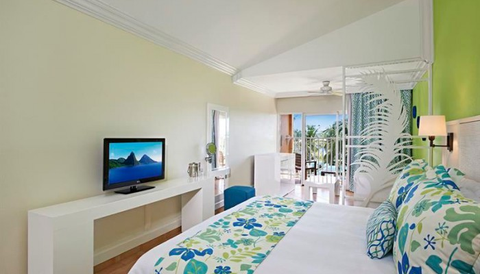 Coconut bay room