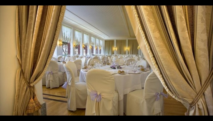 grand europa palace dining room