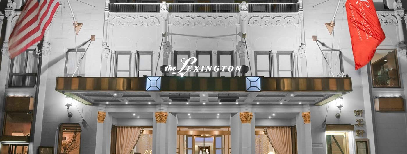 Lexington hotel