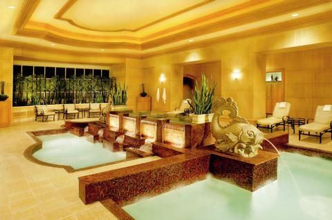 Mandalay Bay spa