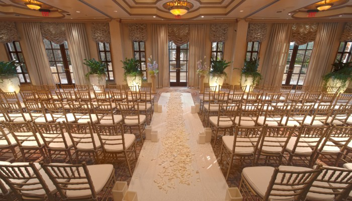 Venetian wedding chapel