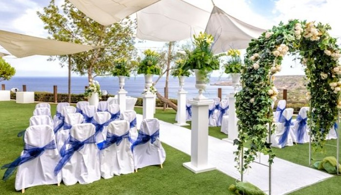 grecian park wedding