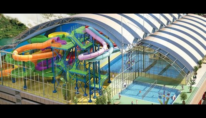 sheraton fallsview waterpark