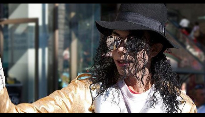 themed Michael Jackson