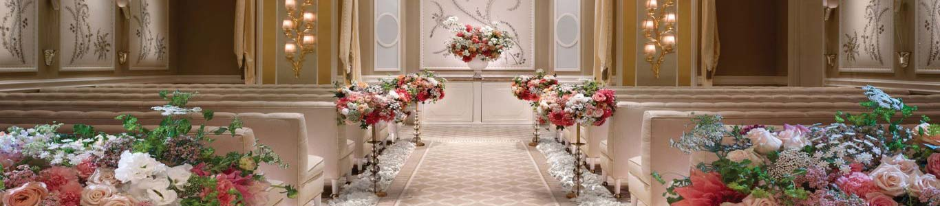 Weddings at The Wynn Chapel
