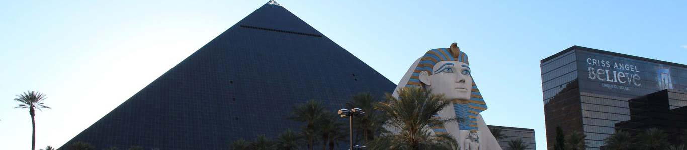Weddings at The Luxor in Vegas